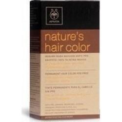 Apivita Nature's Hair Color 8.17 Ξανθό Ανοιχτό Σαντρέ Μπέζ