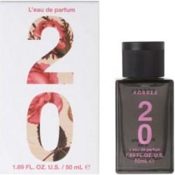 Korres Rose Musk Vanilla Powder Επετειακό Eau de Parfum 50ml