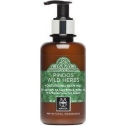 Apivita Pindos Wild Herbs Moisturizing Body Milk 200ml
