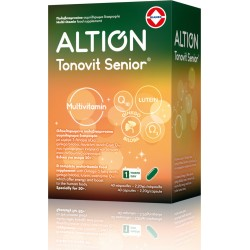 Altion Tonovit Senior Multivitamin 40 κάψουλες