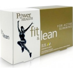 Power Health Fit & Lean 200mg 60 Κάψουλες