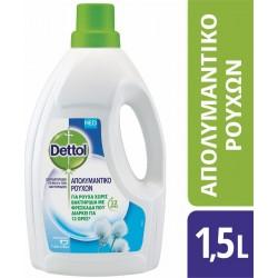 Dettol Fresh Cotton Απολυμαντικό Υγρό 1500ml