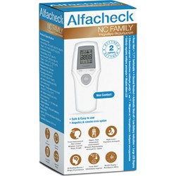 Alfacheck θερμόμετρο μετώπου NC Family