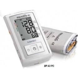 MICROLIFE BP A3 ηλεκτρονικό πιεσόμετρο μπράτσου
