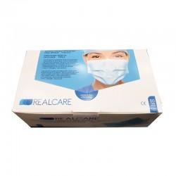 Real Care Ιατρικές Μάσκες Προσώπου Μιας Χρήσης Τύπου II 50τμχ