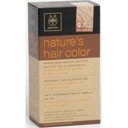 Apivita Nature's Hair Color 9.7 Ξανθό Πολύ Ανοιχτό Μπέζ