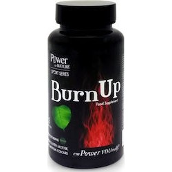Power Health Sport Series BurnUp 60 κάψουλες