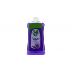 Dettol Lavender Soft On Skin Hard On Dirt Refill Liquid Hand Wash 750ml