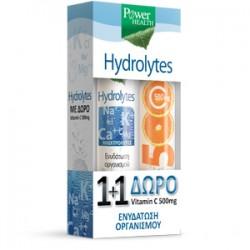 POWER HEALTH HYDROLYTES + VITAMIN C 500MG