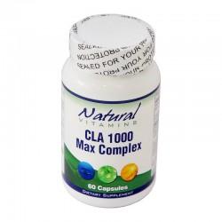 Natural Vitamins CLA 1000 Max Complex 60 tabs