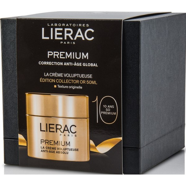 Lierac Premium Correction Anti Age Global La Creme Volupteuse Edition Collector 50ml