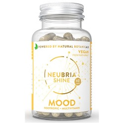 Neubria Shine Mood Supplement 60 κάψουλες