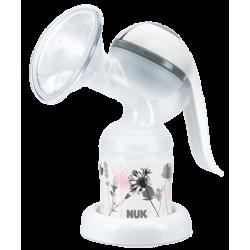 Nuk Jolie Χειροκίνητο Θήλαστρο Μητρικού Γάλακτος για Ήπια Αναρρόφηση. 1τεμ