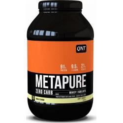 QNT Metapure Zero Carb 2000gr Βανίλια